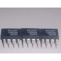 3pcs Circuito Integrado Time Clock Ds1307 Dip8