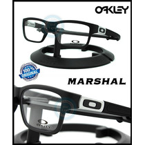 Armazon Oftalmico Oakley Marshal Ox8034-0153 Satin Black
