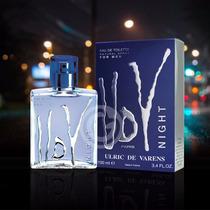 Perfume Udv Night Ulric De Varens Masculino 100ml Orginal