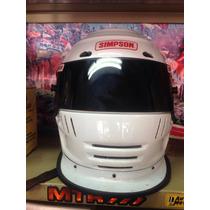 Casco Simpson Speedway Shark F/x