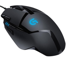 Mouse Usb Gamer 8 Botões G402 Hyperion Fury Logitech