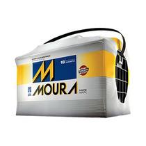Bateria Moura Automotiva 60amperes . 100% Qualidade Moura
