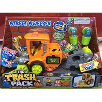 Barredora De De The Trash Pack De Basuritos Seet Sweeper