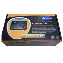 Regulador De Voltaje Kode K-avr1006 1200w 6t Cpu Impresora