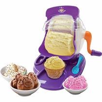 Máquina De Fazer Sorvete Kids Chef Sorveteria - Multi Kids