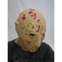 Máscara Freddy Krueger Látex
