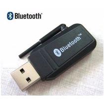 Adaptador Bluetooth V2.0 + Edr Usb Com Antena Até 100 Metro