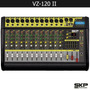 Consola Mixer Con Power Skp Vz-120 2