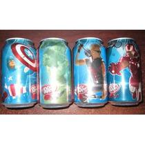Avengers Latas Dr. Pepper