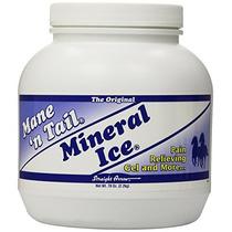 Mineral Ice, Mane N Tail Pomada Para El Dolor, 2.2 Kg