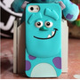 Capa Capinha Case Iphone 5/5s/5c/se Monstros Sa Sulley Top