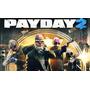 Pay Day 2 + 9 Dlc Cd-key Steam Digital Oferta!! Pc