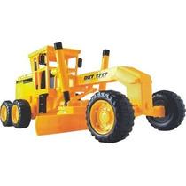 Trator Motoniveladora Dkt1717 - Roma Brinquedos