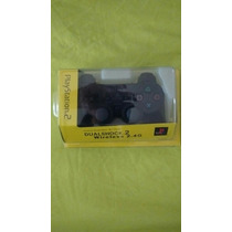 Joystick Sony Playstation 2 Inalambrico Dualshock