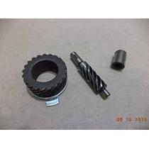Engrenagem De Velocimetro Cg150 2004 Até 2014 Ks(tambor) Ww3