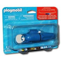 Retromex Playmobil 5159 Motor Acuatico Barco Verano