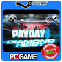 Payday 2: The Diamond Heist Steam Cd-key Global