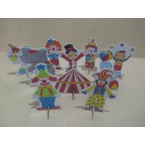 Display Festa Circo3, De Mesa,decoração Infantil,mdf