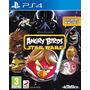 Angry Birds Star Wars Fisico Nuevo Sellado Ps4 #palermo