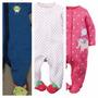 Carters Enterito Pijama Osito 2016 Algodón Usa Original