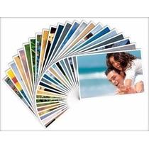 Papel Fotográfico Glossy 10x15 230g 200 Folhas Mais Brinde
