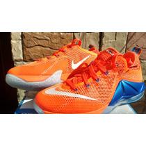 Tenis Nike Lebron James Xii Low Nuevos