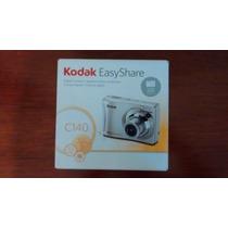 Camara Digital Kodak 8.2mp Easyshare C140