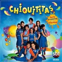 Chiquititas Remexe Cd