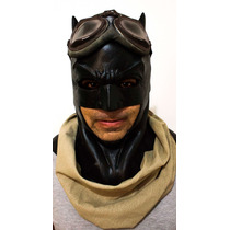 Batman V Superman Knightmare Mascara Latex Ben Affleck Nueva