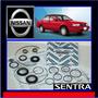 Sentra B13 1993-08 Kit Cajetín Direccíon Hid Original Nissan