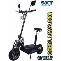 Scooter Elétrico 1000w 48v Sxt Eppower Patinete Mini Moto Nf