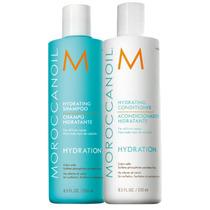 Moroccanoil Kit Shampoo + Condicionador Hidration 250ml