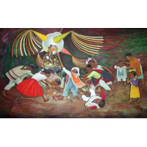 La Piñata Diego Rivera Rompecabezas 1000 Piezas Rommex 12+