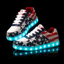 Tenis Luminosos De Led Casuais Unisex