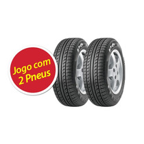 Kit Pneu Pirelli 185/65r14 P6 86h 2 Unidades
