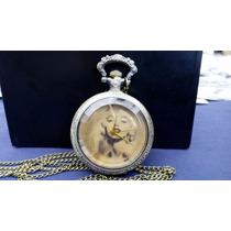 Reloj Con Portada De Cristalcaratula Decorada Marilyn Monroe