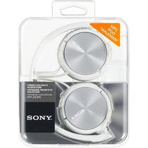 Audífonos Profesionales Dj Vj Musico Sony Mdr-zx310 Original