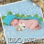 Conjunto Tejido Al Crochet De Mickey, Minnie Y Abejita