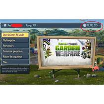 Dinero Plantas Vs Zombies 5 Millones Solo Ps3