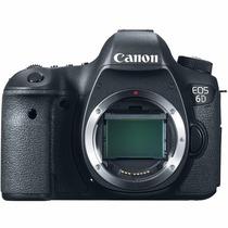 Camera Canon Eos 6d (somente Corpo) Promoção