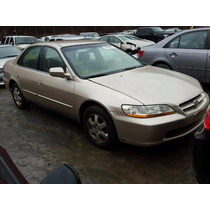 Honda Accord 1998-2002. Transmicion Automaica
