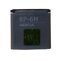 Bateria Pila Nokia Bp-6m N73 3250 9300 Nueva Original