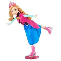 Mattel Disney Congelado Patinaje Anna Doll