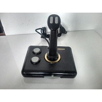 Joystick Gravis Controle Pc Db15 Flight Simulator Manche Voo