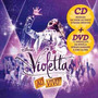 Cd+dvd Violetta - Show Ao Vivo +video Clips - Disney Orig