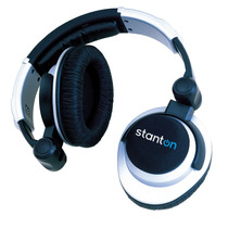 Fone De Ouvido Stanton Dj Pro 2000 Headphone Profissional