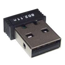 Antena Adaptador Usb Wifi Nano 100m 150mbps 802.11b/g/n