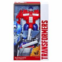 Boneco Transformers Optimus Prime Titan 40 Cm Da Hasbro