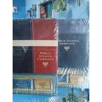 Biblia Judaica Completa( Capa De Luxo)