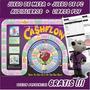 Cashflow 101 Juego De Mesa + Juego Pc Esp + Sesion Cash Flow